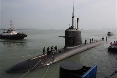 菲律賓盼2027裝備首艘潛艦 首選法國鮋魚級