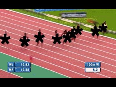 奧運女運動員太露,「全身打碼惡搞圖.」調侃保守伊朗