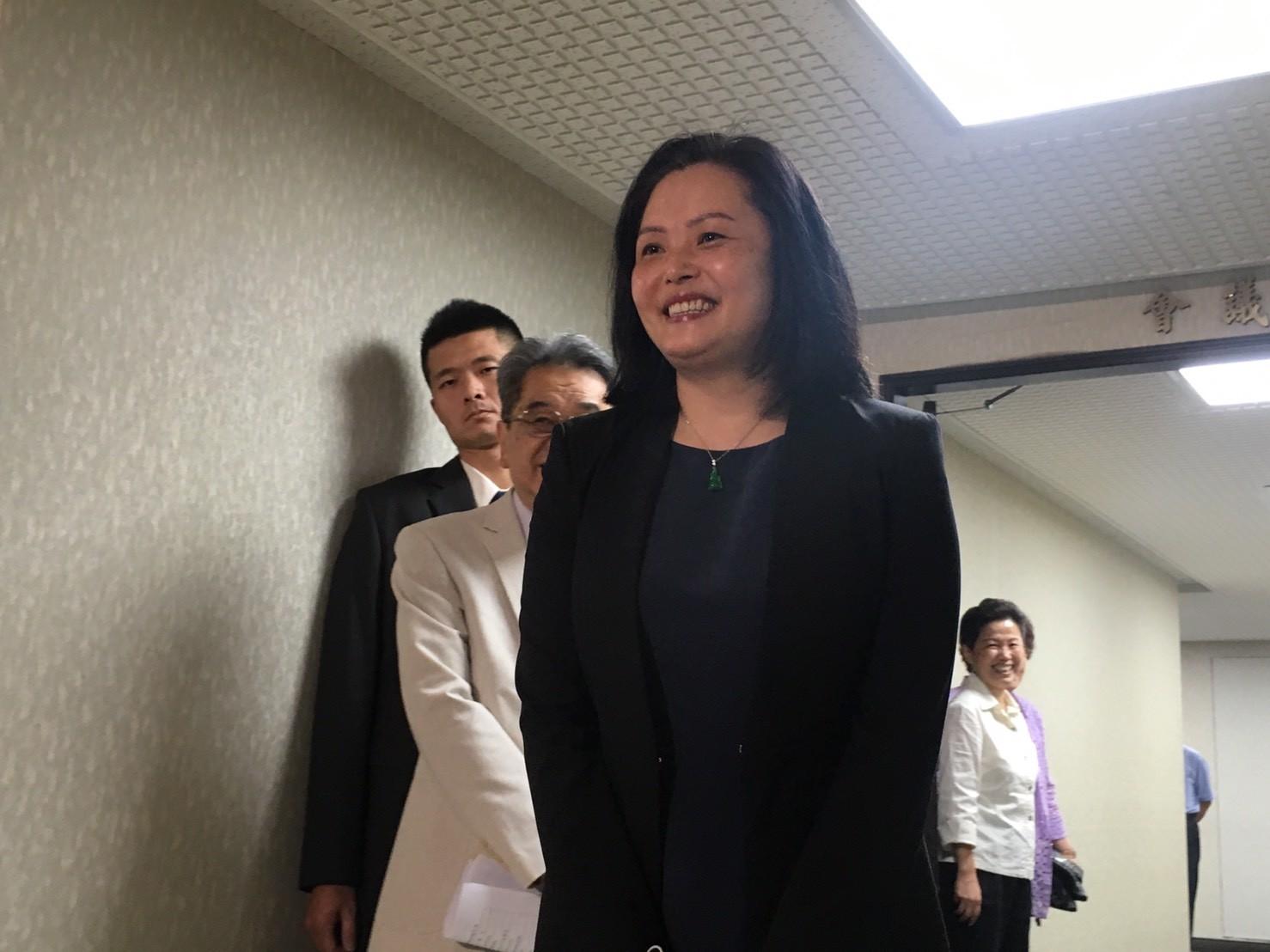 ▲長庚醫院新任董事長確定由王瑞慧接任。(圖/記者葉佳華攝)