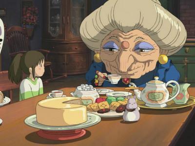 「本世紀最棒動畫電影Top 50」,宮崎駿果然是傳奇啊