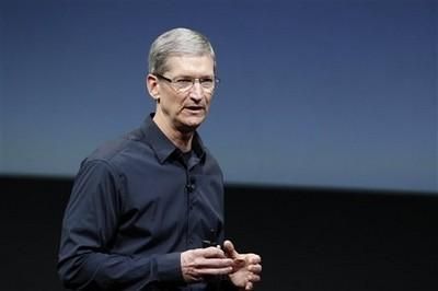 蘋果銷量下滑股價暴跌 庫克:iPhone 8 謠言太多害的!