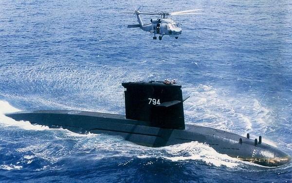 國軍劍龍級潛艦擬試射「德製SUT重型魚雷」 睽違13年再度試射