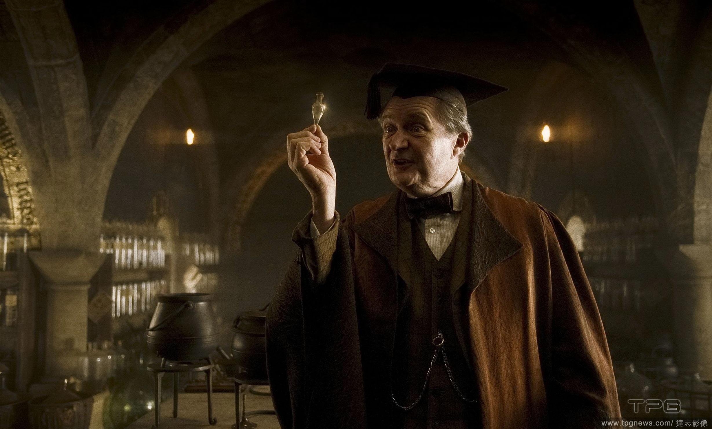 ▲《哈利波特》教授吉姆布洛班特將演出美劇《冰與火之歌》。(圖/達志影像)