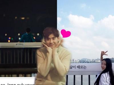 追隨「姜哲」腳步看見首爾的美,但別跟著跳下去啊><