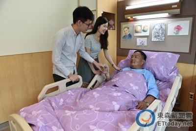 120年扶老比為今年4倍!恩主公醫院幫忙「五心級」護老
