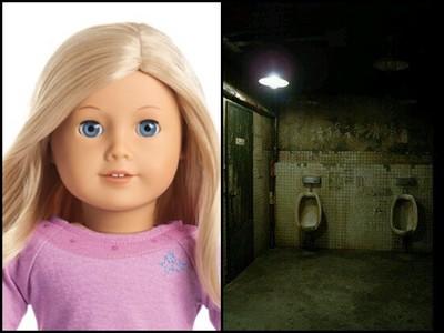 「童年10陰影」頭髮會長長的人偶、半夜會動的假人..