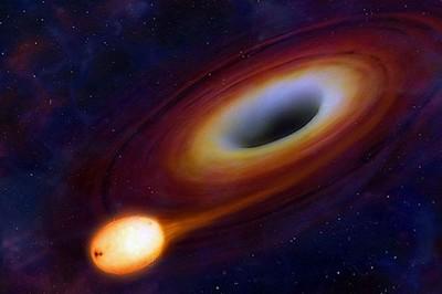 關於黑洞10大冷知識:能暫停時間、其實不是在吸東西