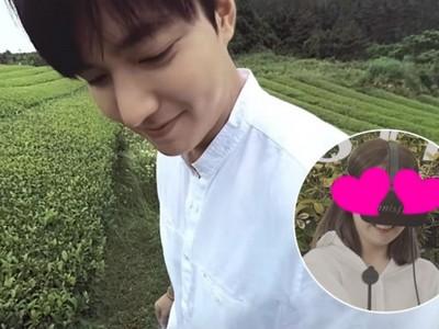 心跳失守!「妳」與敏鎬歐巴的「密會VR」現在浪漫展開