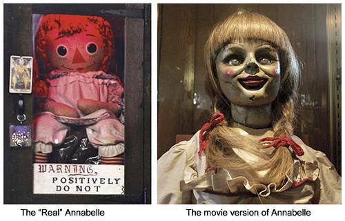 靈異檔案:你以為「安娜貝爾」被鬼附身?亡靈要的是你(圖/翻攝自網路)