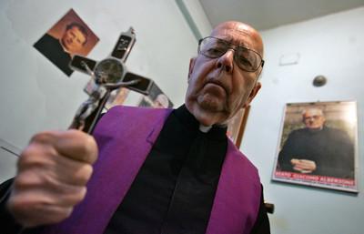 惡靈勢力國!義大利每年「50萬人遭附身」 教廷驅魔人供不應求