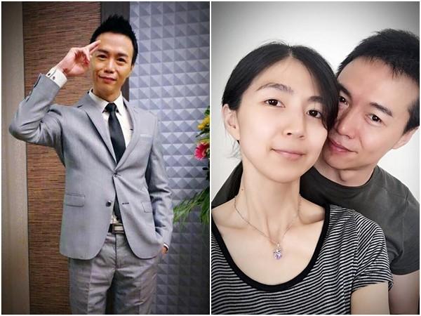 吳鈴山和老婆現在如膠似漆。(圖/取自吳鈴山臉書)