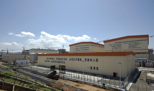 ▲東北首座核電站一期全建成國產化率逾75%。(圖/翻攝自遼寧紅沿河核電官方網站)