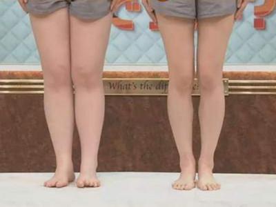 上半身纖細但下半身象腿成因:居然是腳趾沒貼地走路啊