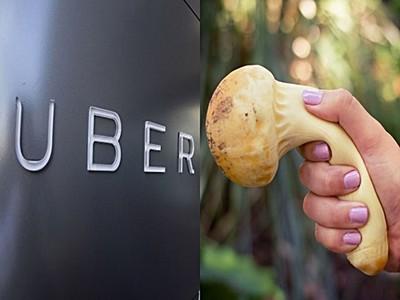搭Uber被強迫「搓香菇」,美男子哭訴後遭客服哈哈嘲笑