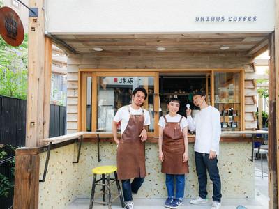 東京咖啡選:親自交到顧客手上的咖啡 這一杯叫緣分拿鐵