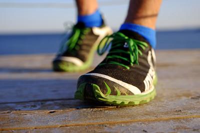 鞋子沒破就捨不得換? 建議每2個月換1次跑鞋保護雙腳