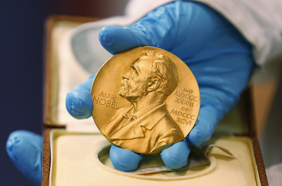 諾貝爾經濟學獎今傍晚揭曉