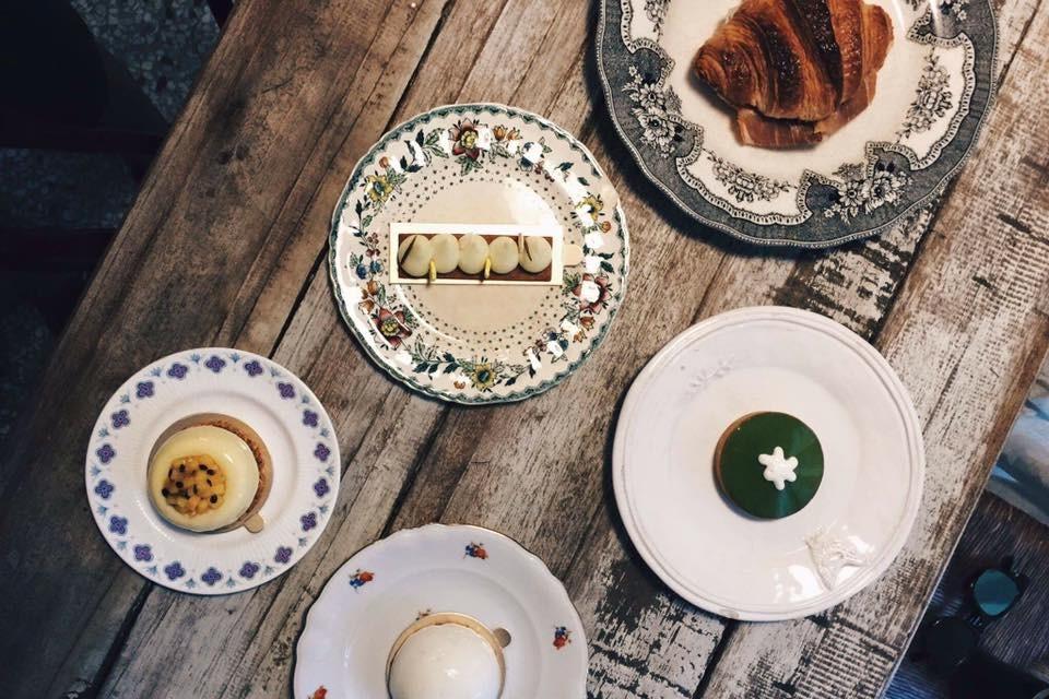 早午餐、雜貨到甜點 板橋超隱密卻常客滿Merci老屋四店