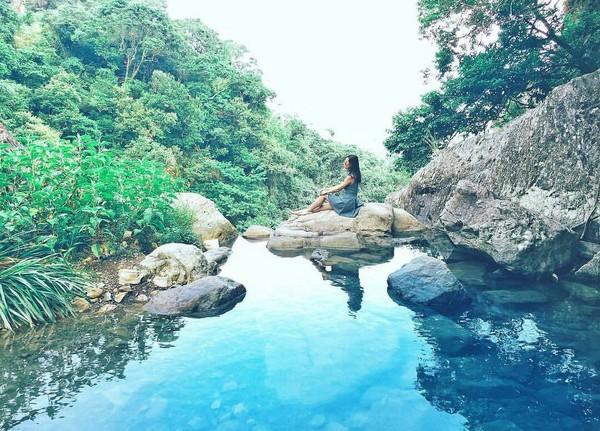 猴洞坑瀑布(圖/網友1204samantha提供,請勿隨意翻拍,以免侵權。)