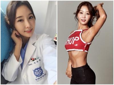 韓國凍齡正妹牙醫,賭你猜不出她幾歲