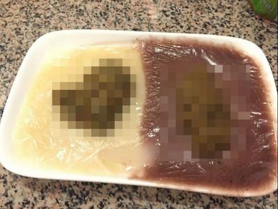 麻糬不吃放冰箱,隔天拿出來變「咖啡色塊狀物」