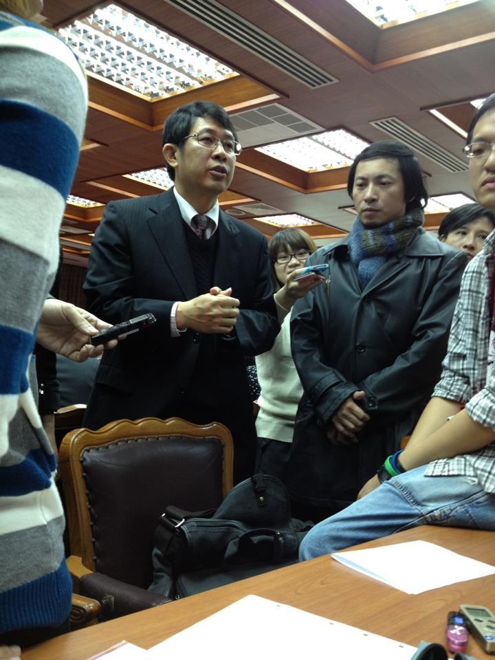 清華大學,陳為廷,聯合報,蔣偉寧,王金平,反媒體巨獸青年聯盟,林飛帆
