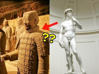 破天荒發現!兵馬俑是希臘人設計,原來秦始皇很「哈希」