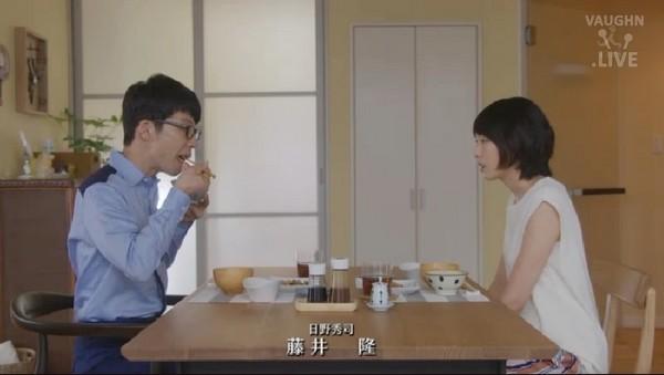 雷/《月薪嬌妻》新垣結衣侍2夫?「Share婚」逼網友崩潰(圖/翻攝自TBS直播)