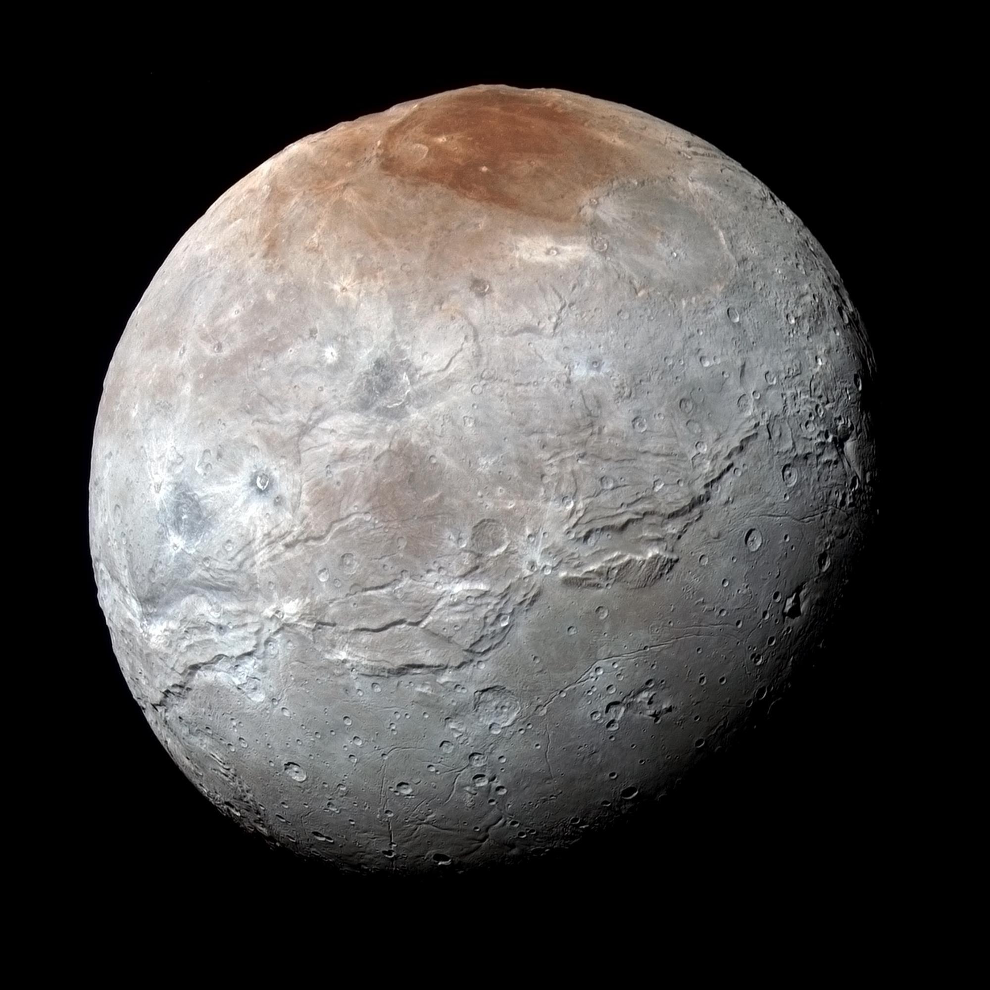 15個月後 科學家發現冥王星跟預測的不一樣
