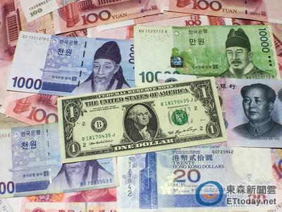 新台幣好強!出國旅遊超划算 各國貨幣牌告價報你知