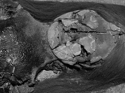 比埃及還早2000年,「辛克羅木乃伊」正大量溶成「純黑黏液」
