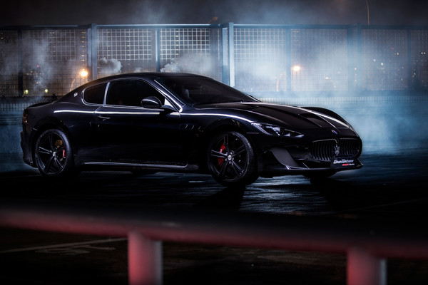 GranTurismo MC Stradale Nero Limited Edition。(圖/業者提供)