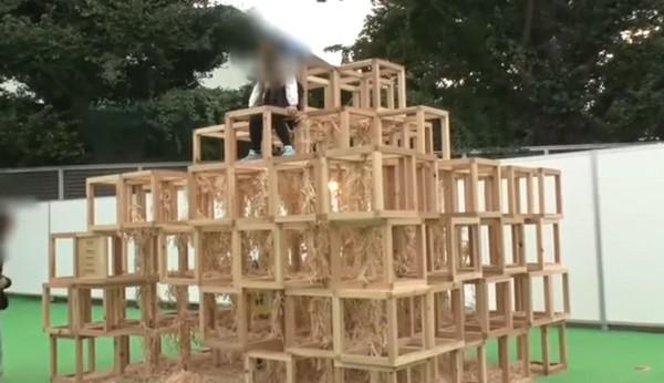 火災 神宮 外苑