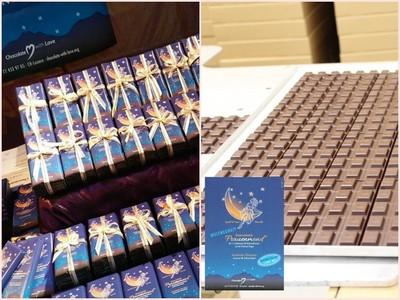 生理期巧克力出市!「女人的月」讓妳不用再床上哀滾了