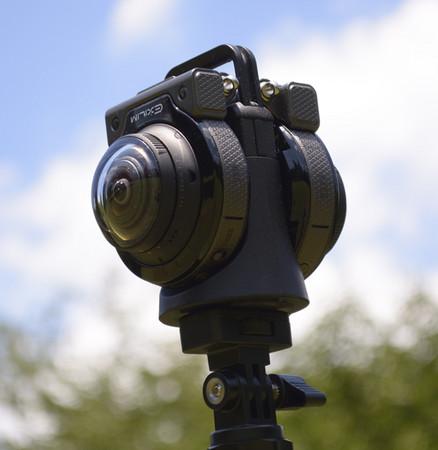 可拍360全景、晉升4K!Casio EX-FR200分離式相機上市