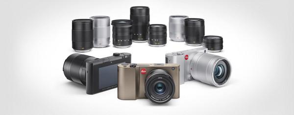 Leica TL 微單眼相機正式發表。(圖/翻攝自官網)
