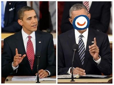 歐巴馬與馬英九卸任前後對照圖,8年衰老速度令人心疼