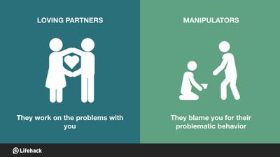 強迫你追隨自己喜好,8張圖秒懂「真愛」or「控制狂」