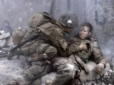 戰爭期間,士兵在戰場上「裝死」有用嗎?