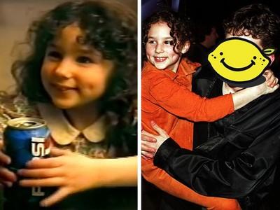 90年代「百事可樂女孩」的哥哥…竟是好萊塢巨星OOO!