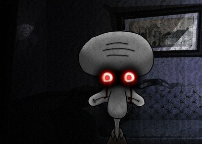 章魚哥飲彈、米奇注射毒藥!禁流出「卡通人物自殺」片段