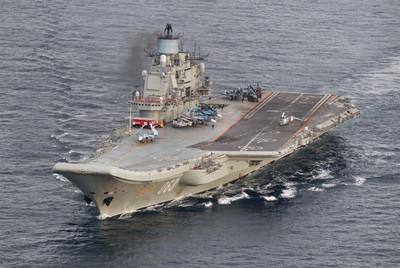 俄庫茲涅佐夫號52處損壞...維修費達3280萬