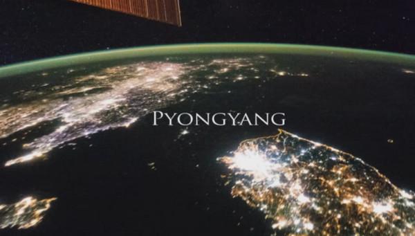 北韓一片黑壓壓! 衛星回傳地球空拍影像讓人傻眼