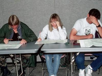 噹噹噹噹~考完試後就是有這四種人,AB型同學也太機車!
