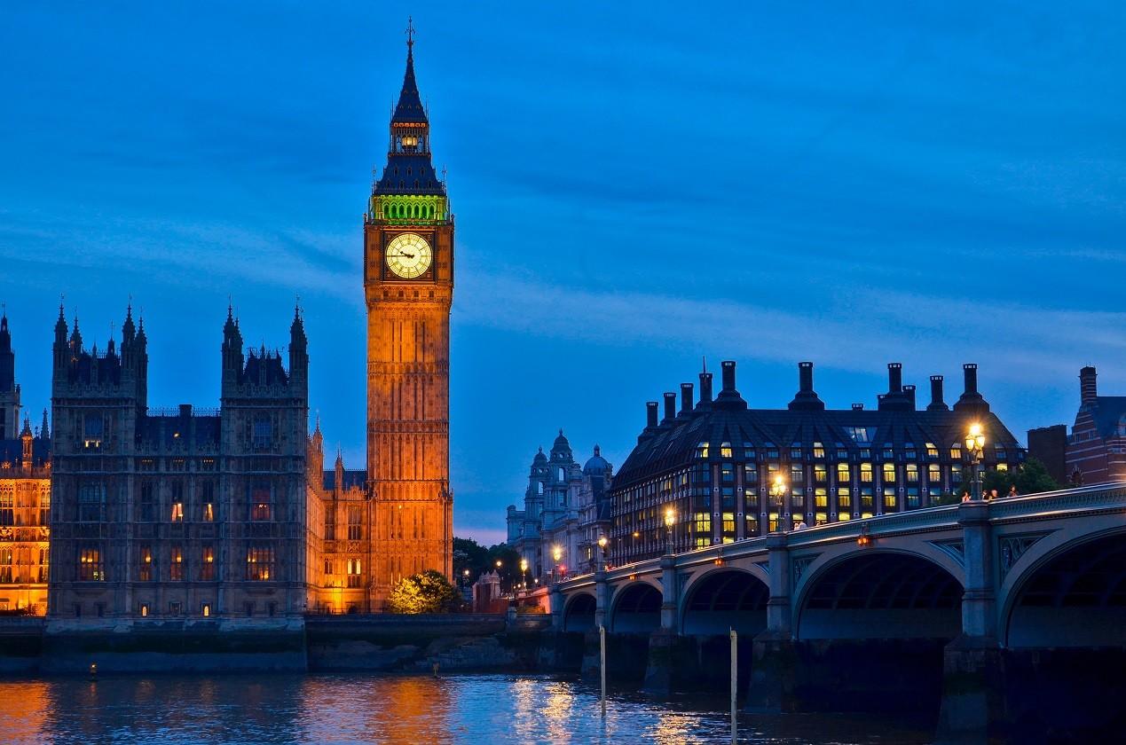 英國大笨鐘(圖/取自Librestock)