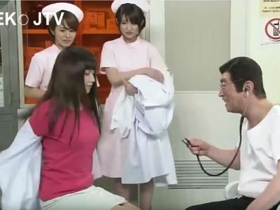 當初被志村健騙脫衣的美女病患,認得出是哪位電影明星嗎?