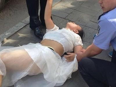發現網戀男友「長太醜」割腕 男生無辜:她先約我開房間耶