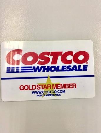 好市多Costco會員卡。(圖/ETtoday攝)
