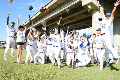EMBA壘球賽 18所大學參與