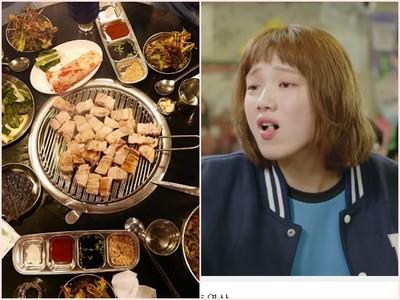 征服韓國烤肉店!舉重妖精傳授「生醬炒冷」吃法包你沒白來